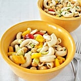 Macaroni Salad With Chickpeas