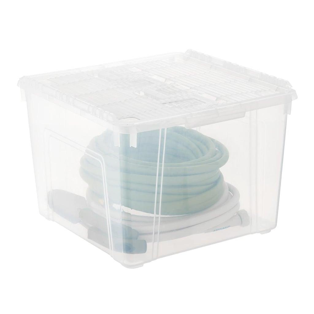 Iris Wing-Lid Storage Box