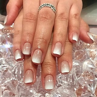 French Manicure For Short Nails