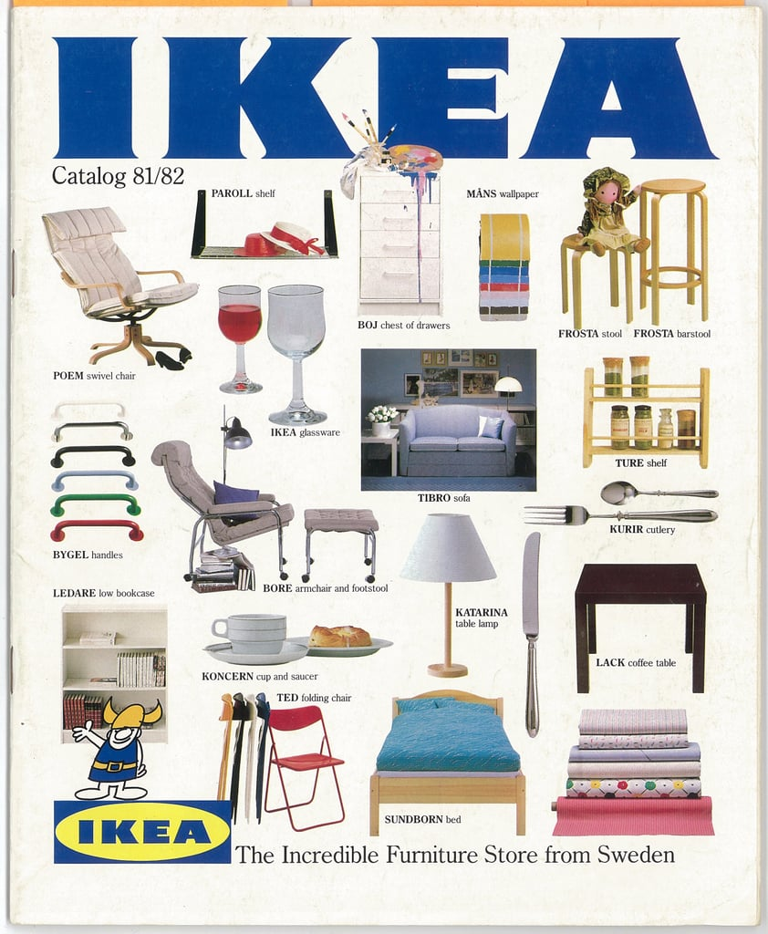 retro ikea products popsugar home australia. Black Bedroom Furniture Sets. Home Design Ideas