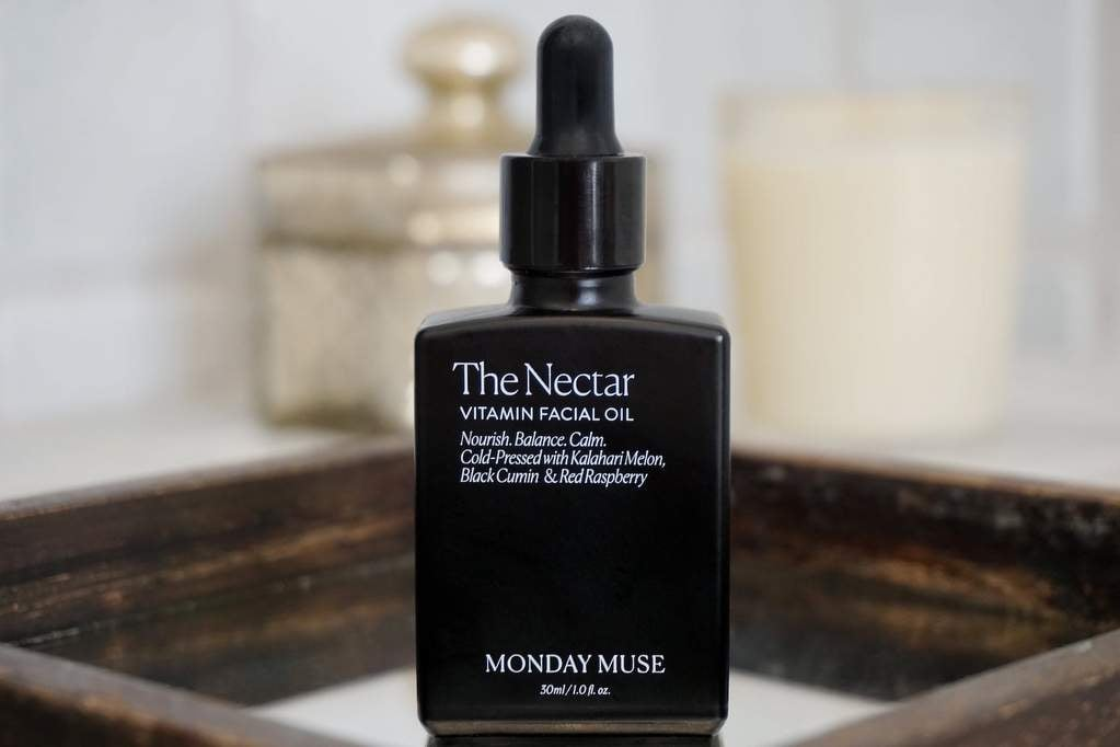 Monday Muse The Nectar Vitamin Facial Oil