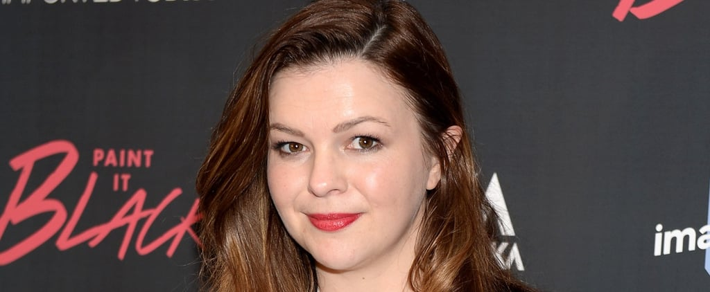 "Amber Tamblyn Tweets at E! News: ""We're Watching You"""