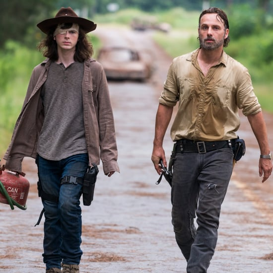 Is Carl Dead on The Walking Dead?