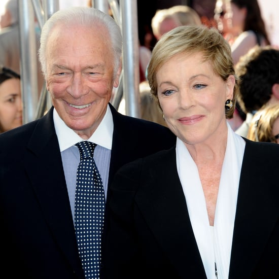 Julie Andrews Pays Tribute to Christopher Plummer