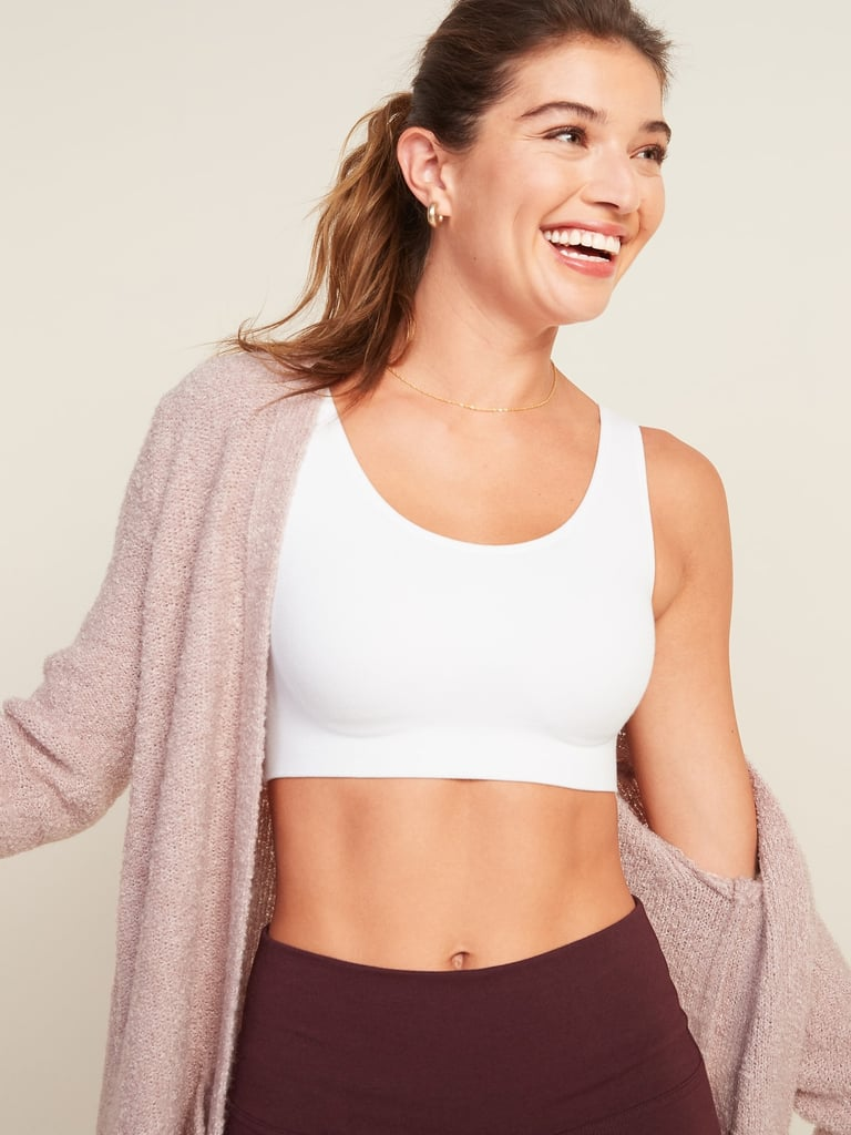 Seamless Lounge Bralette Top