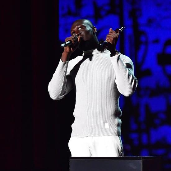 2020 BRIT Awards: Stormzy's Best Male Solo Artist Speech