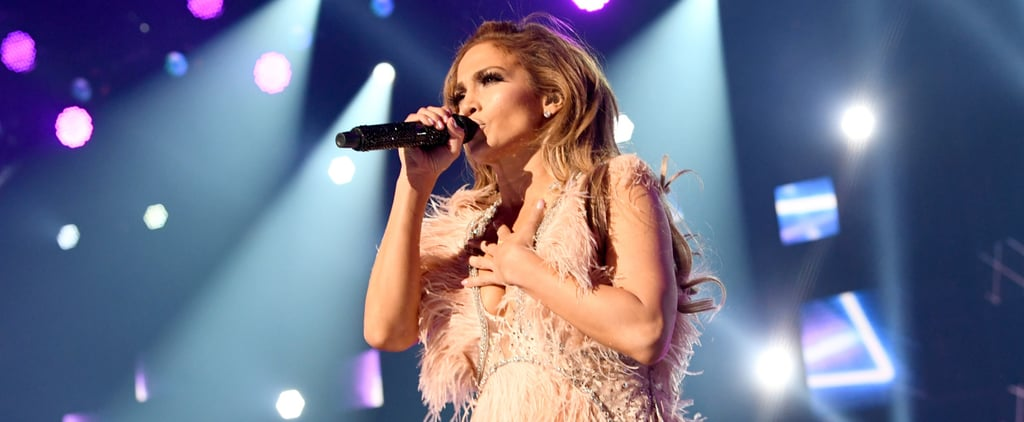 Jennifer Lopez It's My Party Tour Details