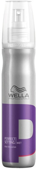Wella Professionals Wet Perfect Setting Blow Dry Lotion
