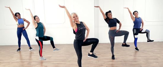 30-Minute Cardio Dance and HIIT Drills Workout