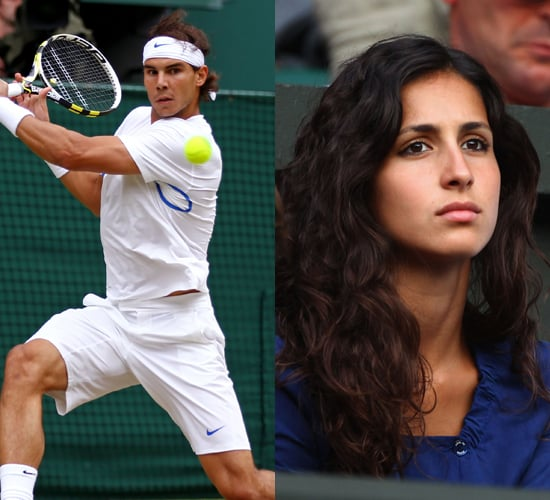 Wives and Girlfriends of Tennis Players Rafael Nadal, Novak Djokovic, Andy Murray, Andy Roddick and More