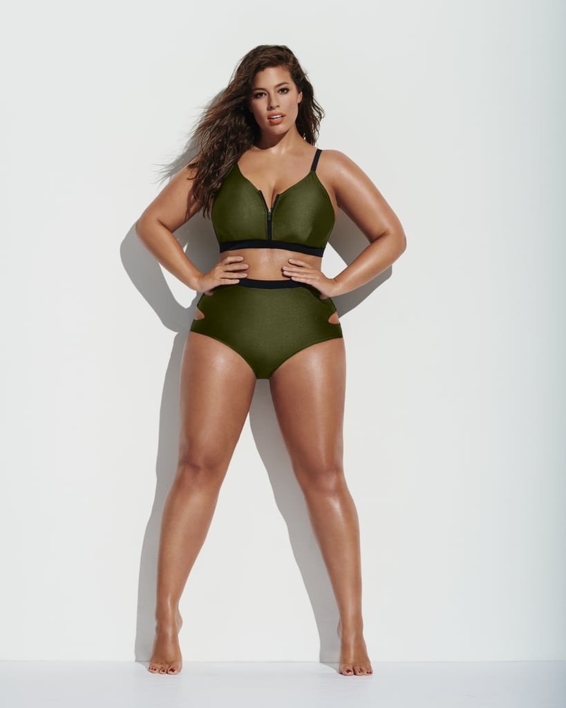 Plus Sized Bikini Models