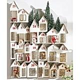 Glitter Lit Houses Advent Calendar