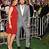 Avid fans lined up to support Jennifer Garner and Joel Edgerton at the premiere of The Odd Life of Timothy Green.