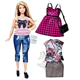 Barbie Fashionistas Curvy Everyday Chic Doll