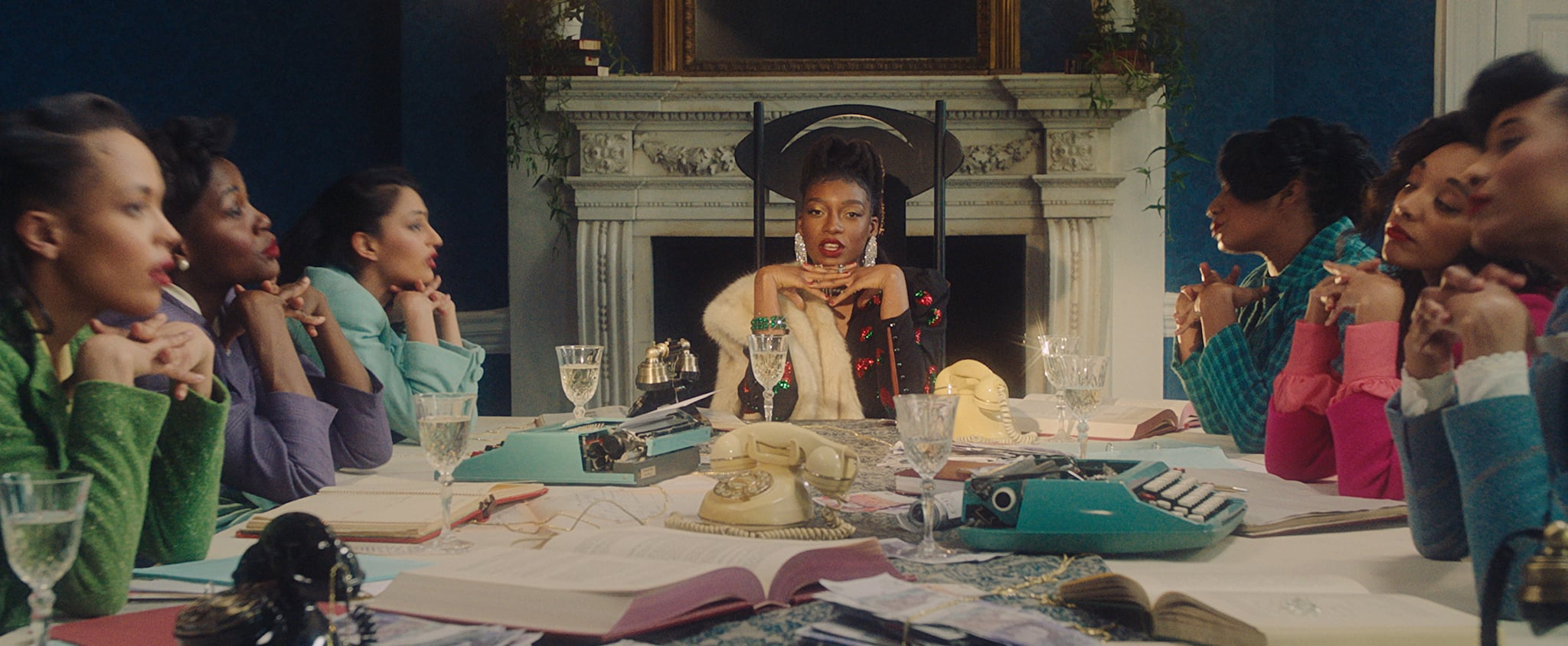 """Watch Little Simz's Powerful Video For """"Woman"""""""