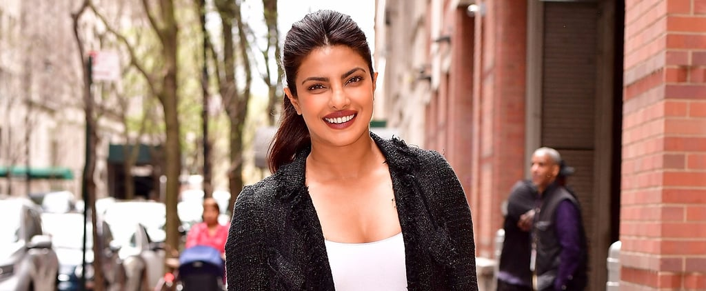 Priyanka Chopra's No-Fail Outfit Is One We've Been Working For Years