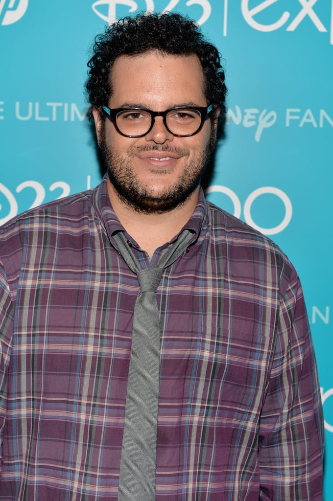 Josh Gad attended the 2013 Disney D23 Expo in LA.