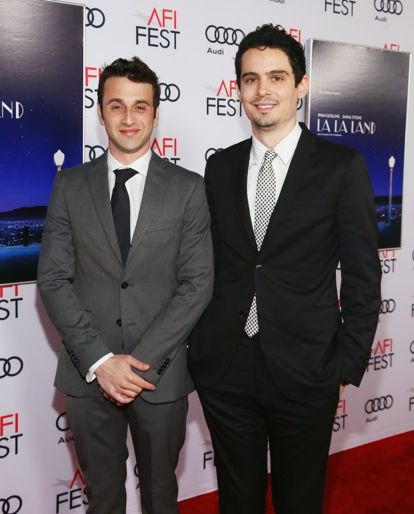 Damien Chazelle and Justin Hurwitz