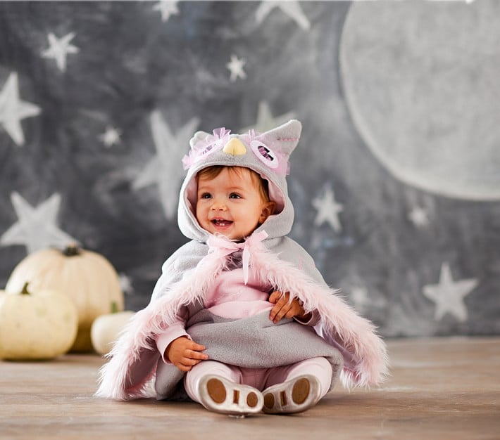 baby owl costume pottery barn costumes for babies popsugar moms photo 11 - Baby Owl Halloween Costumes
