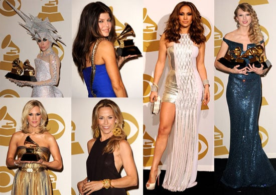 Photos From the 2010 Grammy Awards Press Room 2010-02-01 13:40:14