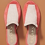Ouigal Colorblocked Slides