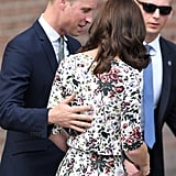 Kate Middleton and Prince William in Poland and Germany 2017