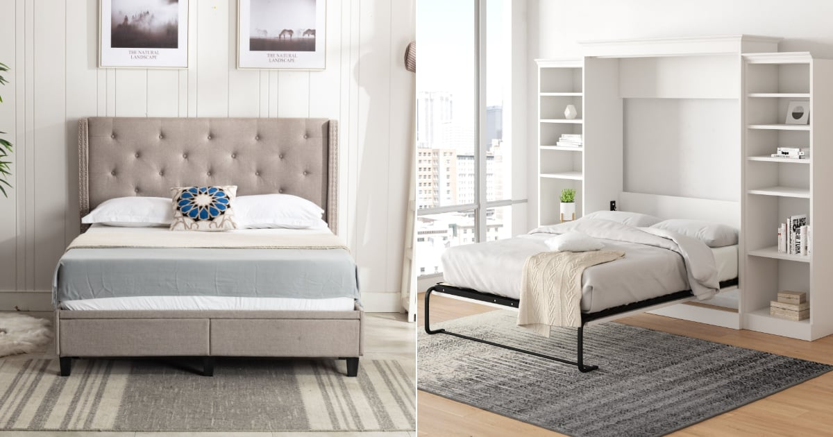 Small Room? These 17 Space-Saving Beds Are the Solution You've Been Waiting For