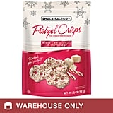 Snack Factory White Chocolate and Peppermint Pretzel Crisps