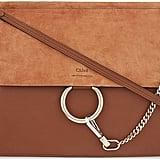 Chloé Faye Medium Leather Satchel ($1,705)