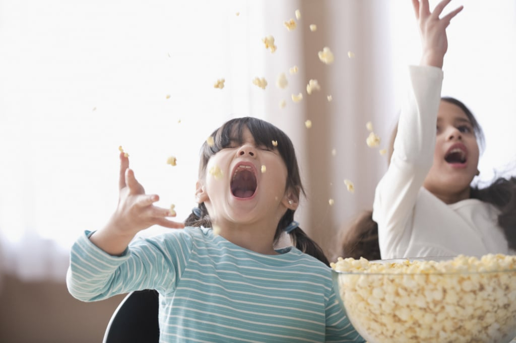 Create Your Own Movie Theater