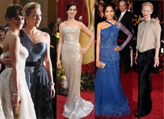 23/02/2009 2009 Oscars: Arrivals  — The Ladies