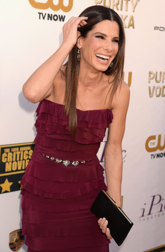 Sandra Bullock Has a Blast Everywhere She Goes, Apparently!