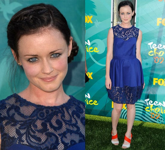 Photo of Alexis Bledel at Teen Choice Awards