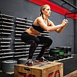 20-Minute CrossFit AMRAP Workout
