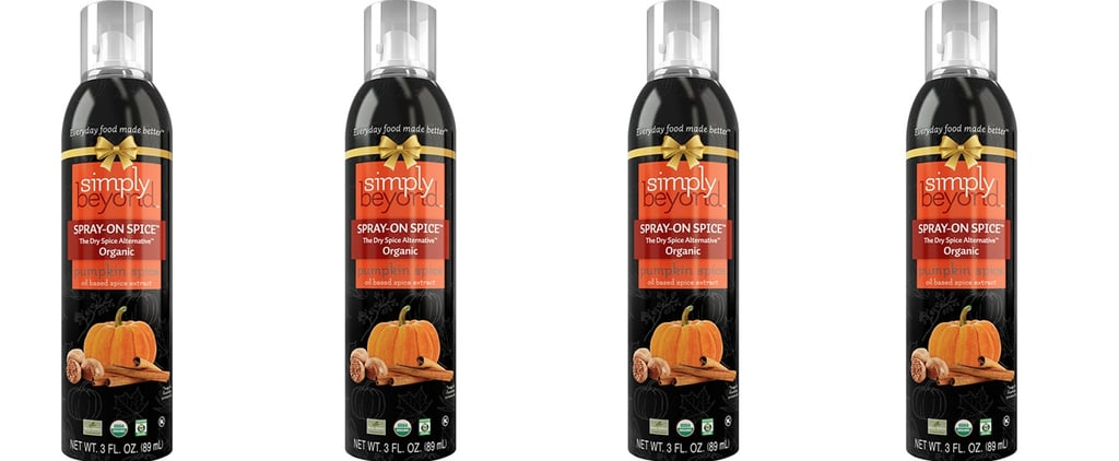 Pumpkin Spice Spray Exists So You Can Put That Sh*t on Everything