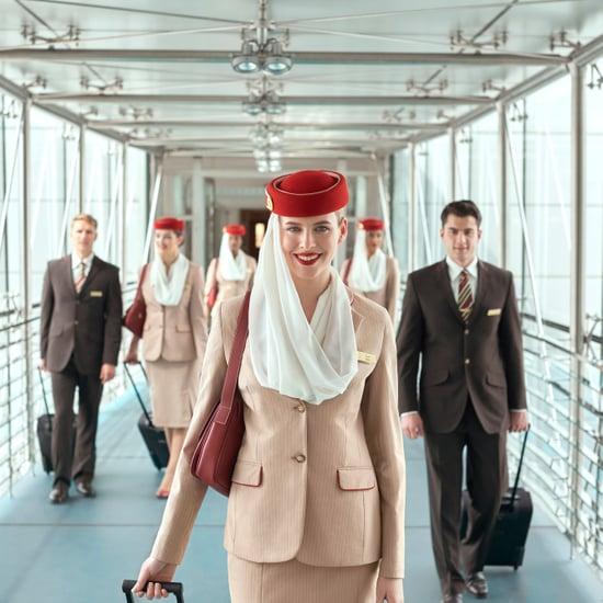 كيفية الحصول على وظيفة مع طاقم الخدمات الجوية لدى طيران الإم