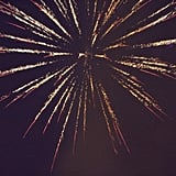 After mastering how to photograph fireworks, you're faced with composing a creative, eye-catching image, which isn't always easy since everyone around you is snapping from the same angles. Take a cue from these Instagram and Flickr virtuosos for unique shots of the most festive New Year's Eve light shows.   Cropping to Create Visual Interest