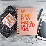 Be Kind: Daily Fitspiration Tracker