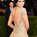 Nina Dobrev's Met Gala Gown Got the Most Glamorous Update For the Afterparty