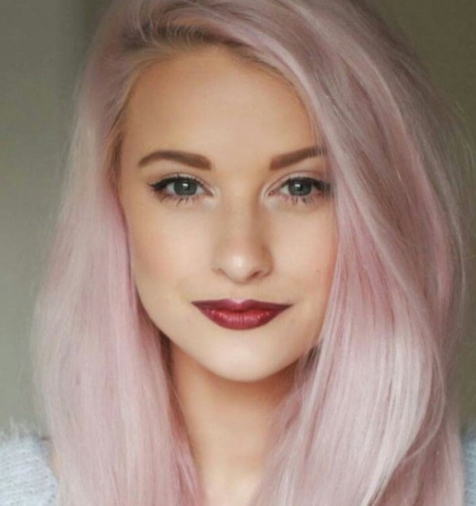 Spring's Coolest Hair Colour Is – You Guessed It – Millennial Pink
