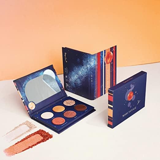 Mars Voyage Pocket-Sized Mini Eyeshadow Palette