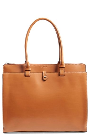 Lodis 'Audrey Collection - Jessica' Leather Tote  ($298)