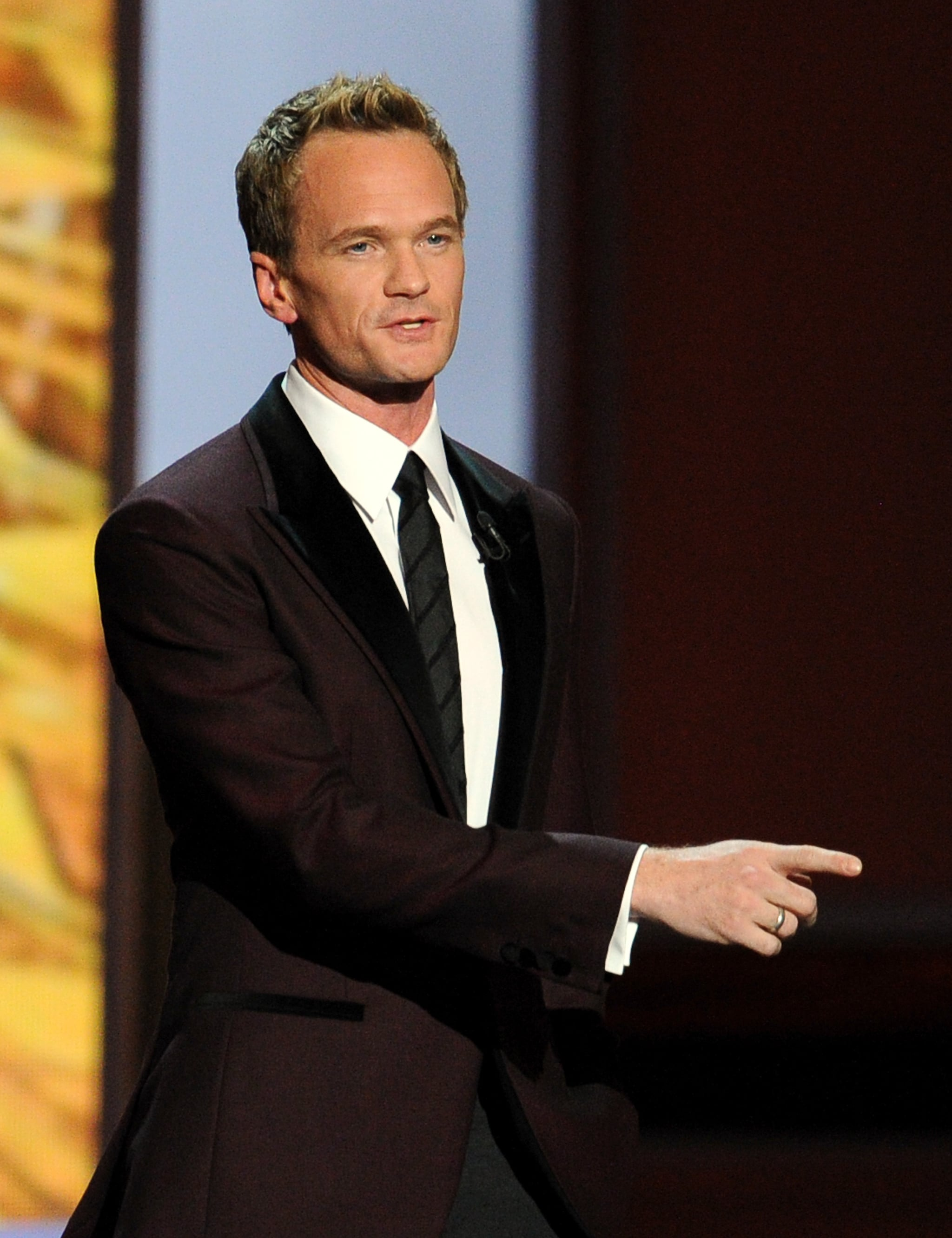 Host Neil Patrick Harris opened the show with a little help from past hosts.