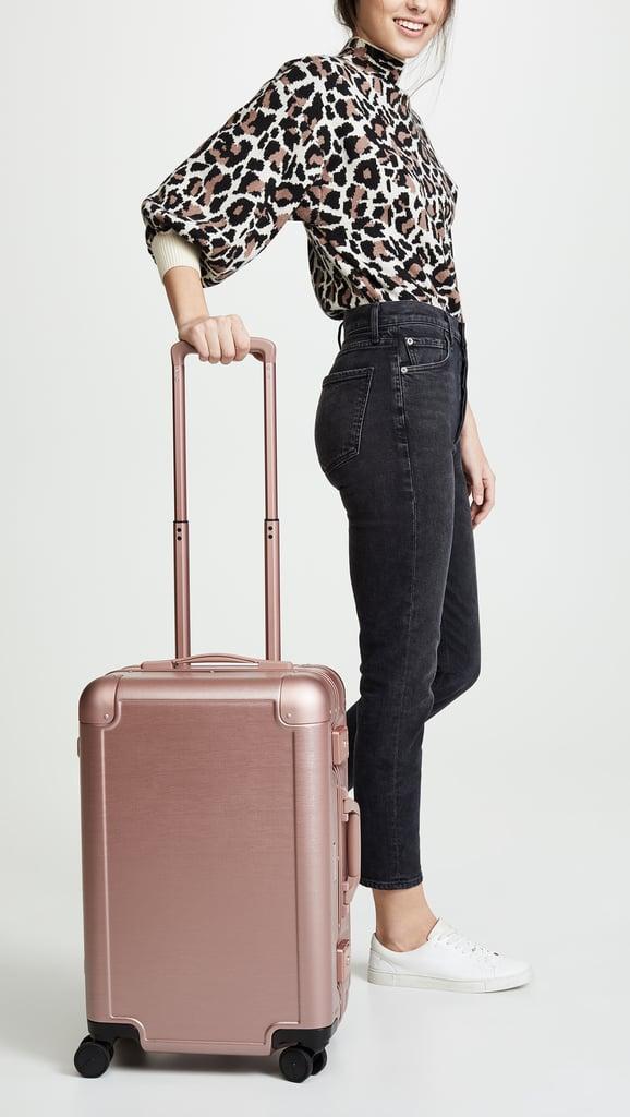 Calpak x Jen Atkin Carry On Suitcase