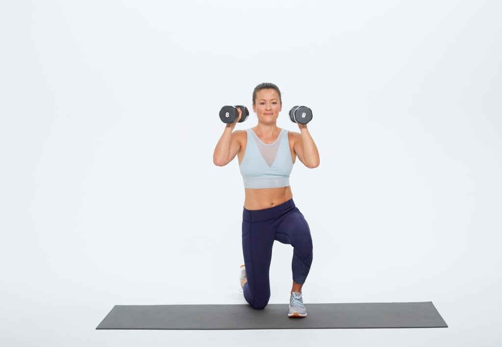A 10-Minute Legs and Core Workout to Fit Into Your Busy Day