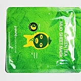 JJ Young Green Tea Sheet Mask