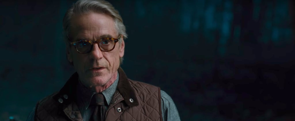 Who Is Alfred Talking to in the Justice League Trailer?