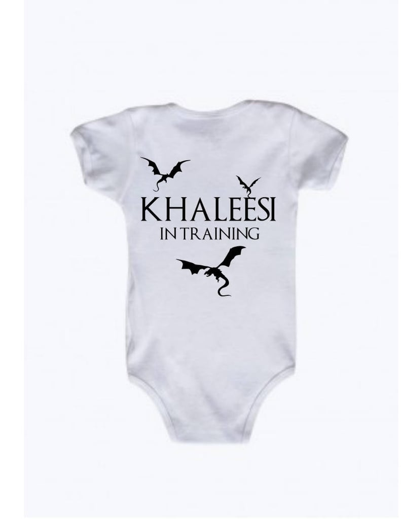 Khaleesi in Training Onesie