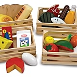 Melissa and Doug Wooden Food Groups Set