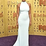 Padma Lakshmi at the 2019 Emmy Awards